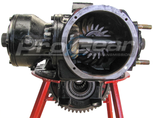 Mack CRD92 differential