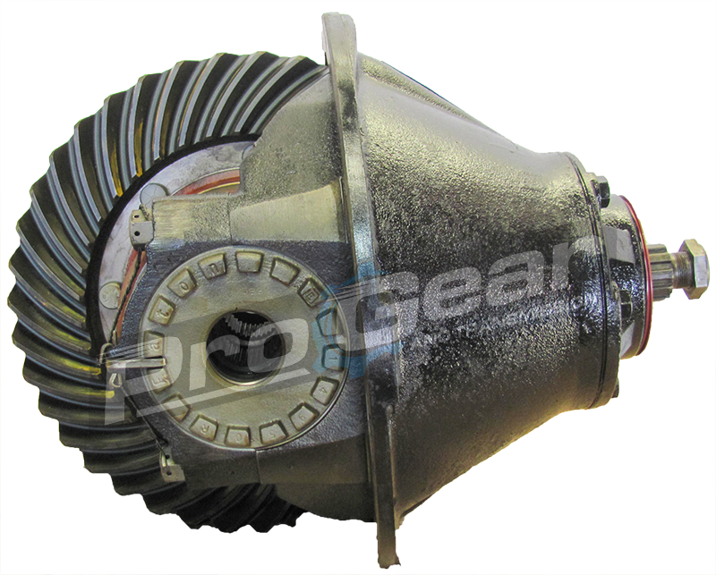 Eaton differential