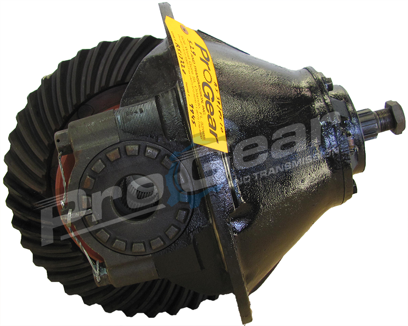 eaton spicer differential