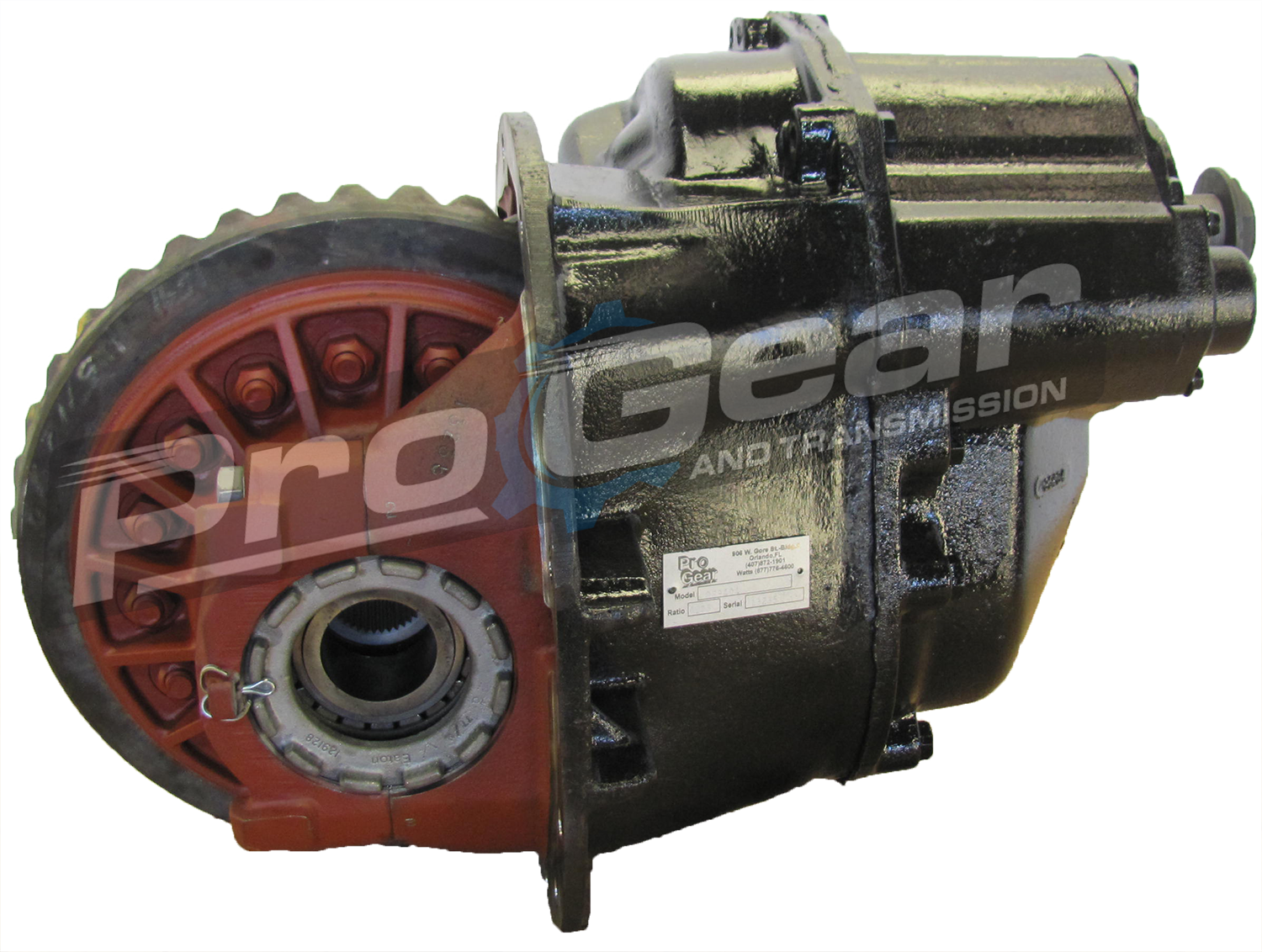 rebuilt Eaton Spicer differential