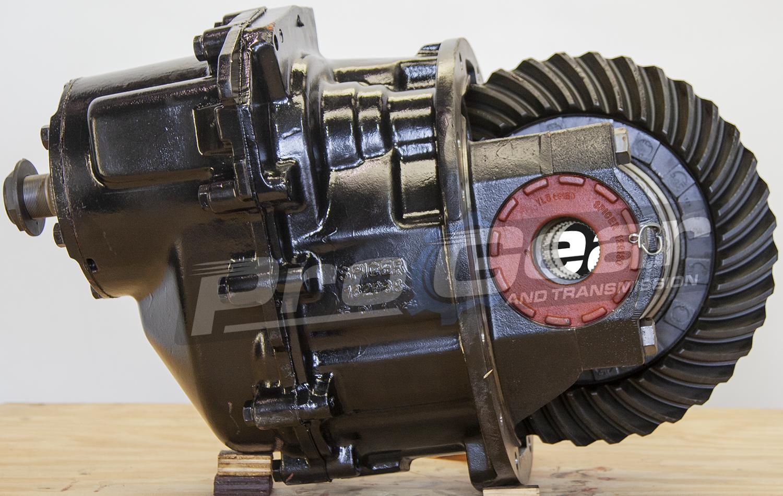 Eaton drive axle