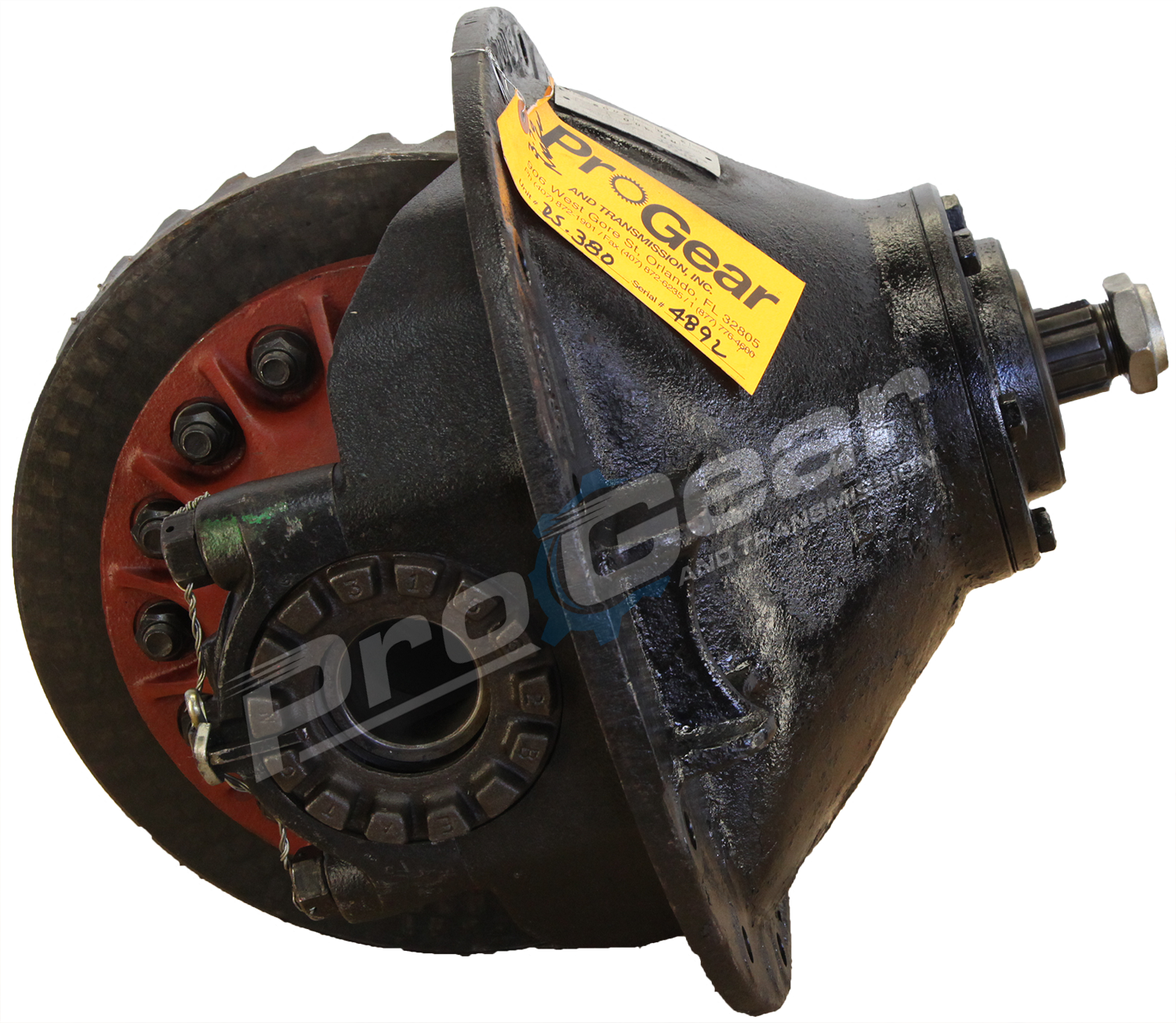 Eaton Spicer heavy duty differential