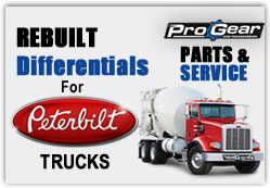 Peterbilt differentiëlen