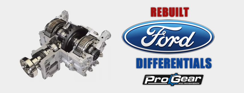 Ford Differential