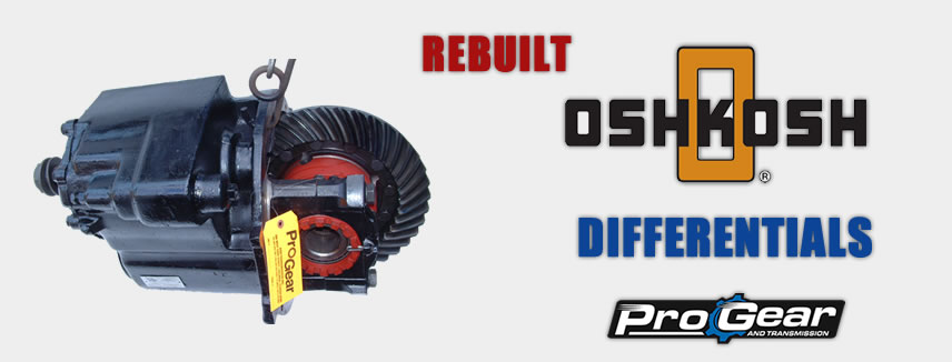 Oshkosh Differential