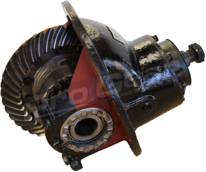 Qr100 rear differential