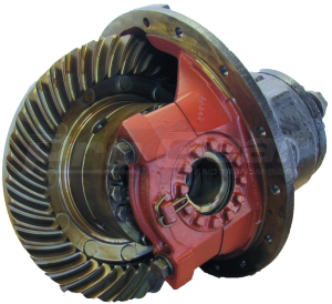 Rockwell differential H172