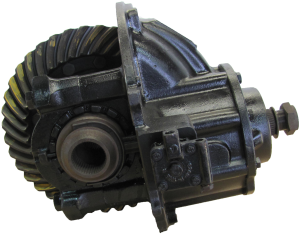 rear lock differential